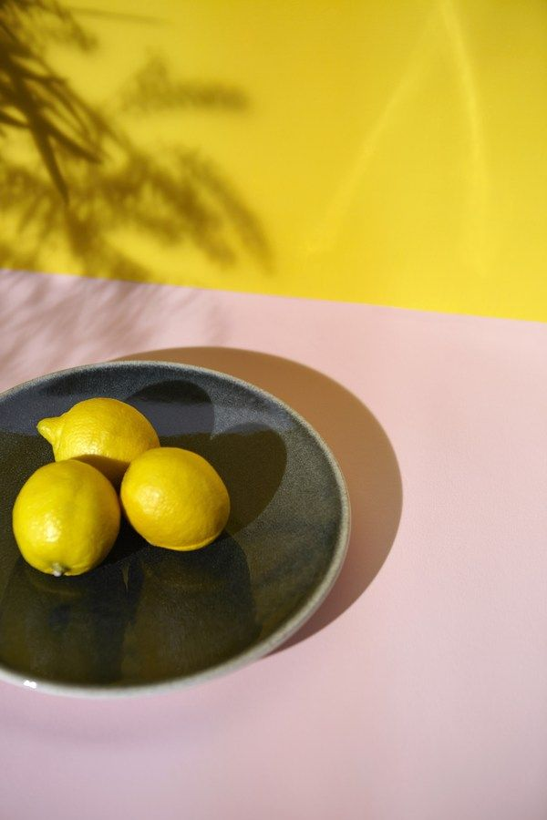 art direction | lemon still life | Walter Schupfer Management - Photographers : Melanie + Ramon