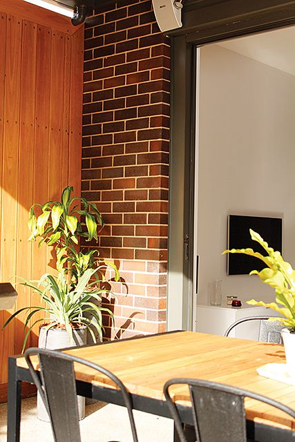 'The Block All Stars' - a seamless look between old and new. PGH Bricks Gledswood Blend.