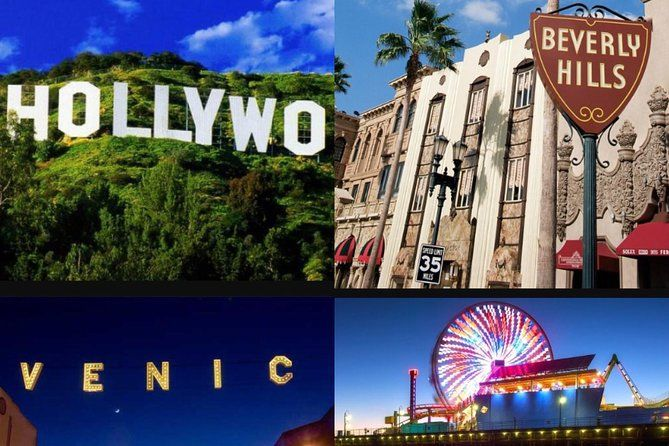 City Tour Of Los Angeles From Long Beach And San Pedro With