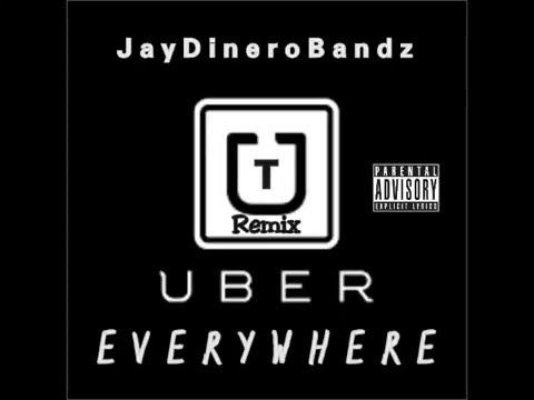 Jay Dinero Bandz 'Uber Everywhere' (Remix) New Music @Youtube @JayDineroBandz - Tronnixx in Stock - http://www.amazon.com/dp/B015MQEF2K - http://audio.tronnixx.com/uncategorized/jay-dinero-bandz-uber-everywhere-remix-new-music-youtube-jaydinerobandz/