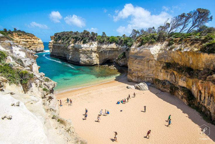 Loch Ard Gorge, Great Ocean Road, Victoria. | 23 Reasons Why You Must Visit Australia Before You Die