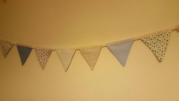 Check out this item in my Etsy shop https://www.etsy.com/uk/listing/508721443/shabby-chic-blue-vintage-bunting