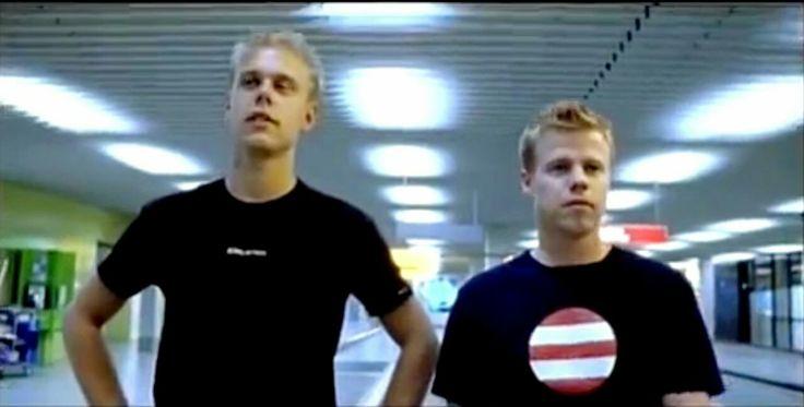 Armin van Buuren and Ferry Corsten