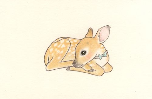 277 best FAWN SKETCHES images on Pinterest | Deer art, Art ...