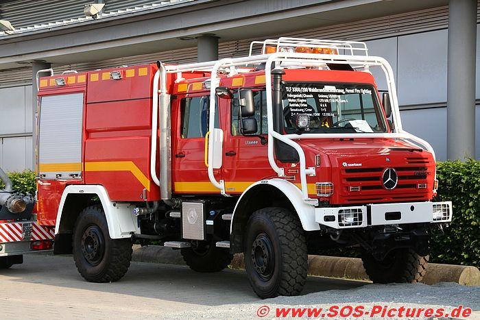 TLF 3300/200 - Unimog U5000 - Rosenbauer