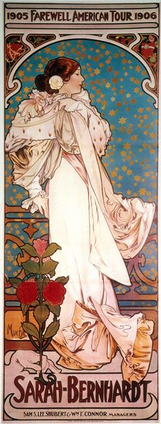 Granger Art on Demand > Sarah Bernhardt Poster.