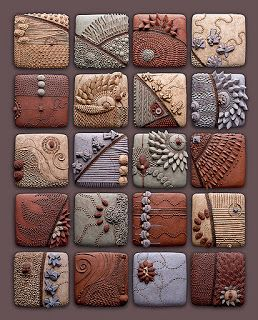 Dori DeCamillis: Featured Artist at the ALCC: Chris Gryder. Try with paper clay & in molds...