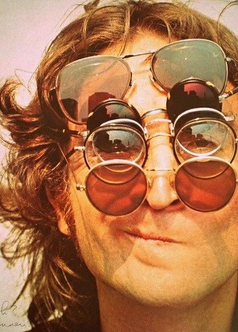 John: This Man, The Beatles, Shades, 5 Years, People, Photo, Sunglasses, John Lennon
