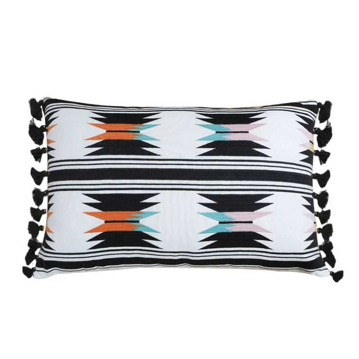 Pavos Oblong Cushion Cover | Pillow Talk