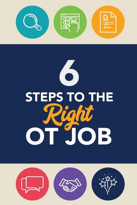 Are you looking for the right occupational therapy job? This OT jobs