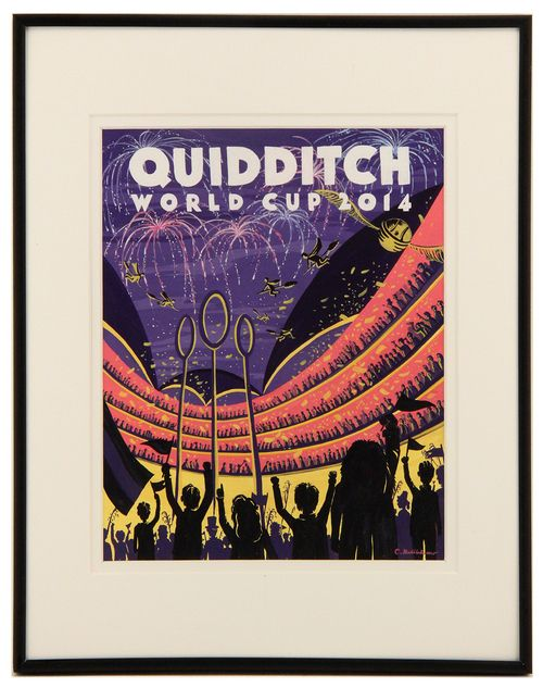 QUIDDITCH WORLD CUP 2014World Cup 2014, Vintage Posters, Harrypotter, Travel Tips, World Cups, Harry Potter, Travel Posters, Vintage Movie, Vintage Style