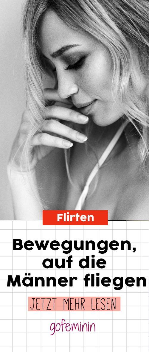 Kleiner Augenblick, große Wirkung: Bewegungen, auf die Männer fliegen #flirt #flirten #flirttipps