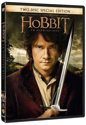 HOBBIT: EN OVÄNTAD RESA är historien om resan som Bilbo Bagger ger sig ut på för att återkräva dvärgarnas kungadöme Erebor som för länge sedan erövrades av draken...