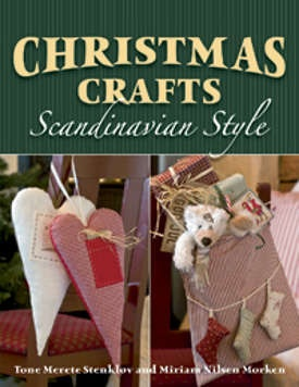 Find out how you can enter to win a copy of Christmas Crafts Scandinavian Style from Stackpole Books & AllFreeChristmasmasCrafts! You won't believe all of the dynamite designs you've been missing out on! Contest ends 5/7