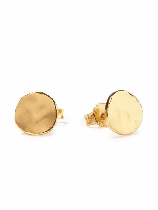 LOVE.Style, Gorjana Chloe, Chloe Studs, Stud Earrings, Studs Earrings, Jewelry, Accessories, Gold Studs, Gold Earrings