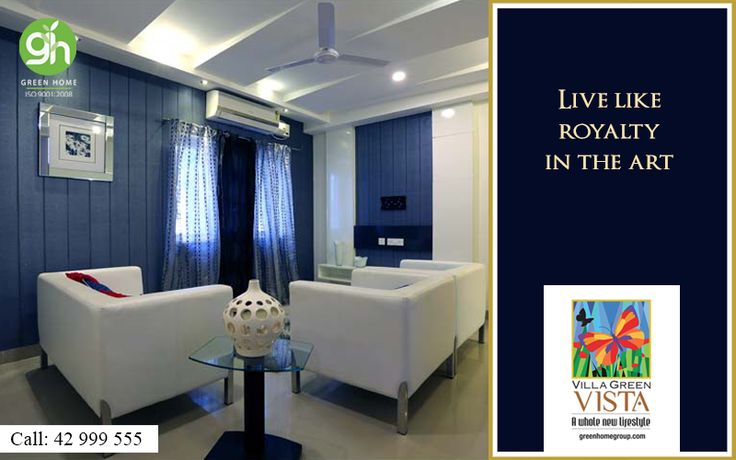 Experience a royal living with Green Home Group.  http://bit.ly/GreenHomeVillagreenVista | 📞 044-42999555 #GreenHome #GreenHomeGroup #VistaForYou #EcoFriendly #LifeStyle