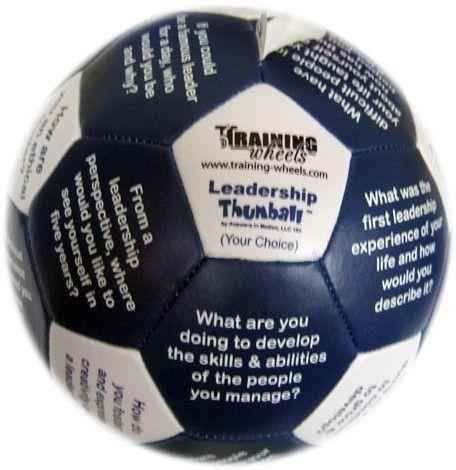 Leadership Thumball