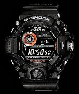 luxury watch review: GW-9400BJ-1JF 'Rangeman' The ABC Survival GS Review