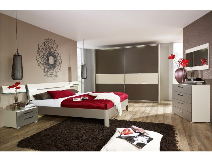 Organisation deco chambre coucher adulte moderne d co for Exemple chambre adulte