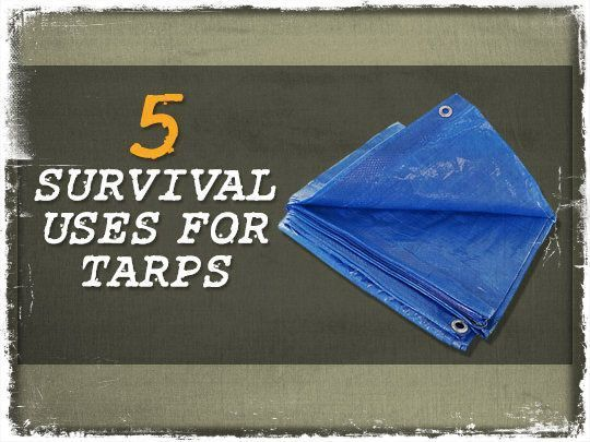 If you have ever researched bug-out-bags, wilderness survival, and survival articles in general, you will find tarps listed as a survival must. There is a reason for this of course, because they are versatile. Emergency shelters usually come to mind, but they have other uses as well, many other uses. 1.) Make a Hammock Making … Continue reading » #WildernessSurvival
