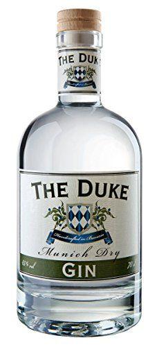 The Duke Munich Dry Gin Bio (1 x 0.7 l) TheDuke http://amzn.to/2kbadtr