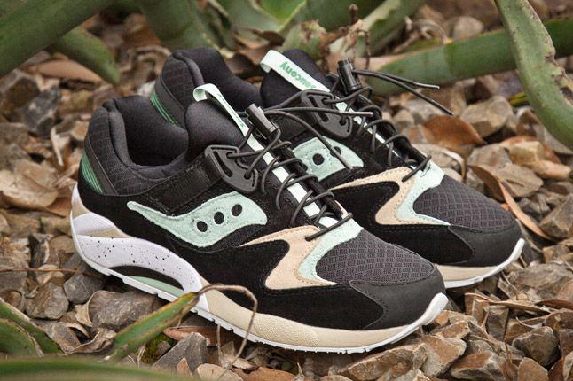 Sneaker Freaker x Saucony: The Bushwhackers!
