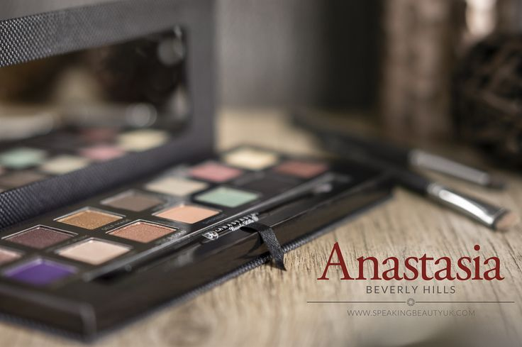 Anastasia Beverly Hills Self Made Palette #bbloggers #beauty #makeup #selfmadepalette