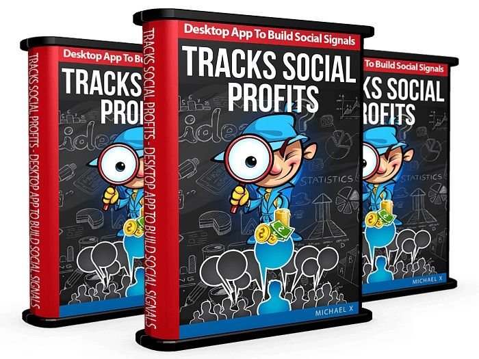 Tracks Social Profits Review Bonus Discount: http://jvzooreviewsite.com/tracks-social-profits-review-bonus-discount/   Tracks Social is constructed in Adobe air and facilitates your users song their social alerts but that isn't what is precise approximately this software program. This software lets in you to provide it away and build a viral list of subscribers on auto pilot.