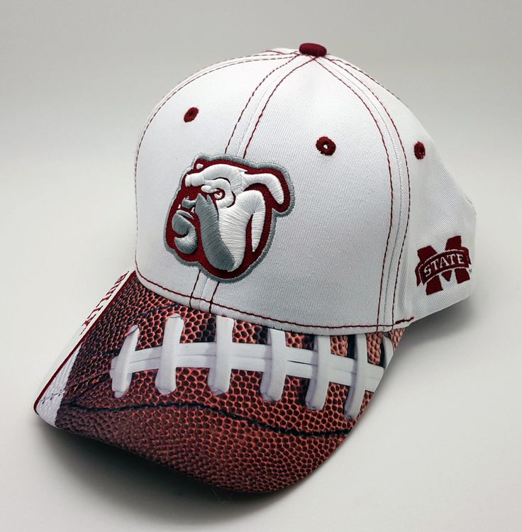 Missippi St. Bulldogs Football Cap