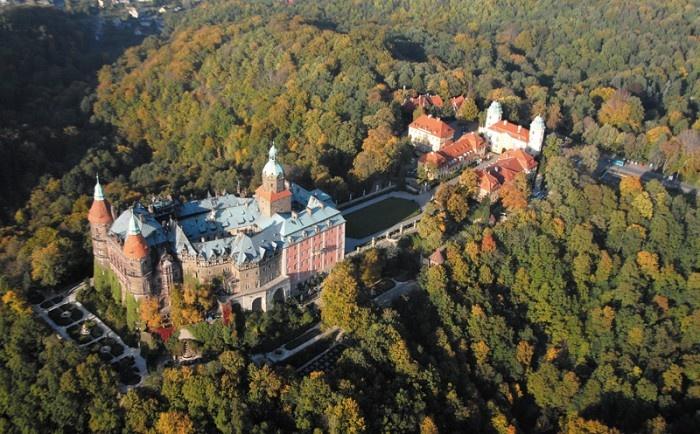 Ksiaz Castle, Walbrzych