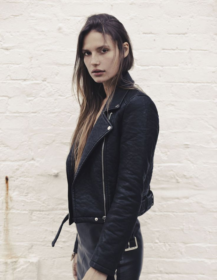 Biker Girl: Midi Skirts, Minis Skirts, Fashion, Biker Jackets, Clothing, Street Style, Motorcycles Jackets, Leather Jackets, How Many Underwood