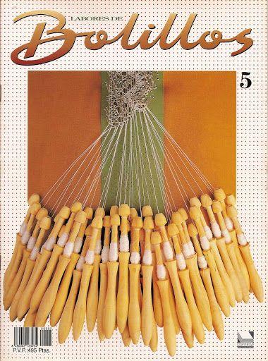 Labores bolillos 5 - fleursdebleuets - Picasa Webalbums