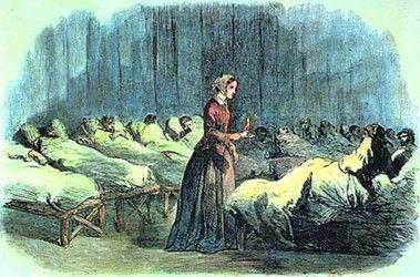 """Деятельность Флоренс Найтингейл весьма значительна. Флоренс Найтингейл или """"Леди со светильником"""" родилась 12 мая 1820 года и названа в честь Флоренции, итальянского города, где она родилась. Ее родители были богаты и находились во..."""
