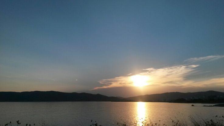 •sunset•