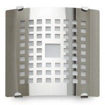 Greenwood Affresco Cubic chrome bathroom extractor fan