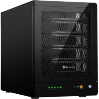 Sharkoon 5 BAY RAID STATION USB3 0 EXTERNAL RAID CASE 4044951012909 *** www.pcland.hu Online Áruház ***