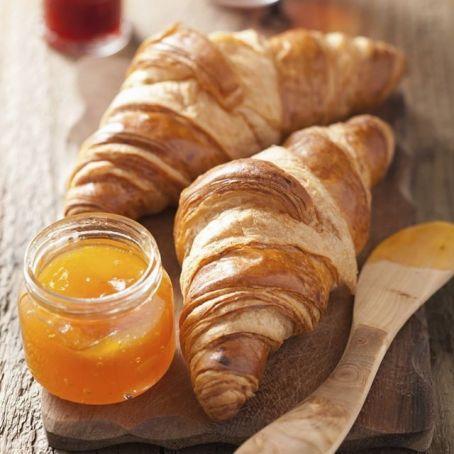 Croissants francesi fatti in casa