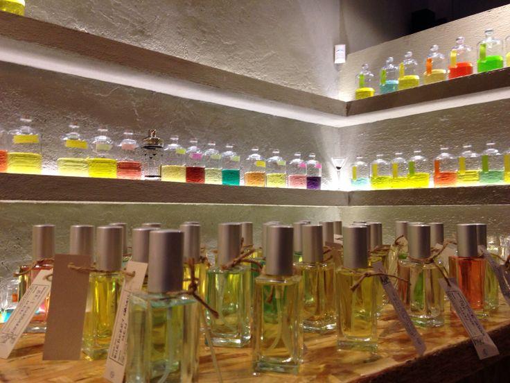 Perfume baror: perfumes