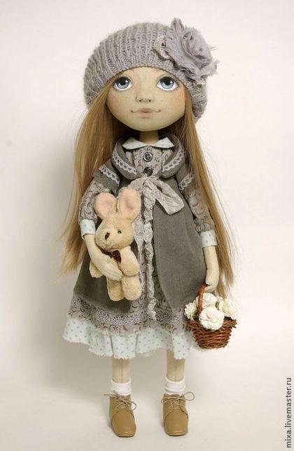 Коллекционные куклы ручной работы. Дарья. Куклы от Томы. Интернет-магазин Ярмарка Мастеров. Кукла ручной работы, подарок девушке