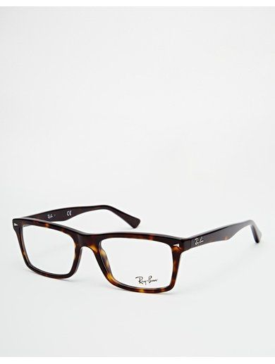 Ray-Ban Wayfarer Glasses - Brown