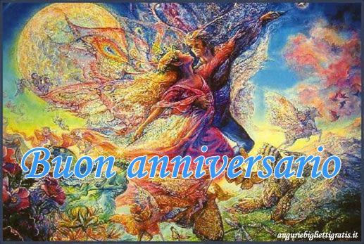 Biglietto di auguri artistici biglietti di auguri for Auguri di buon anniversario