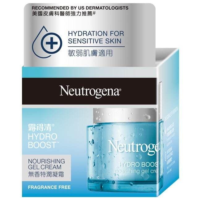 Neutrogena Hydro Boost Nourishing Gel Cream Gel Cream
