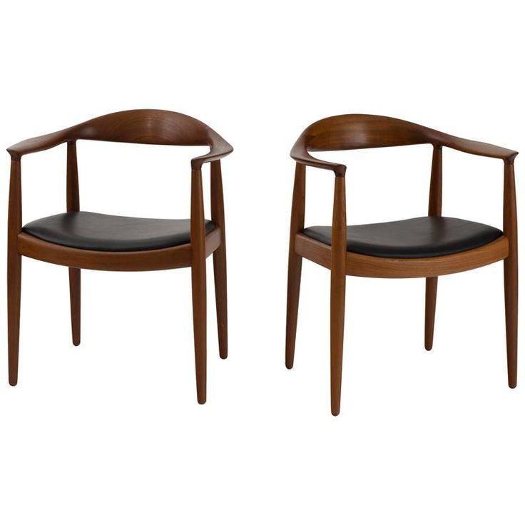 Hans J. Wegner 'The Chair' for Johannes Hansen 1