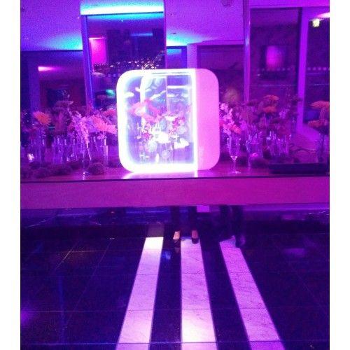 Akvárium s medúzami v Hilton Prague.