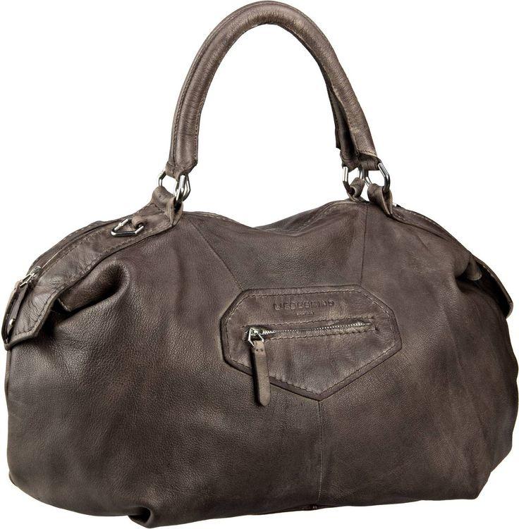 Taschenkaufhaus Liebeskind Bibala Sprayed and Tumbled Rhino Brown - Handtasche: Category: Taschen & Koffer > Handtaschen >…%#Taschen%