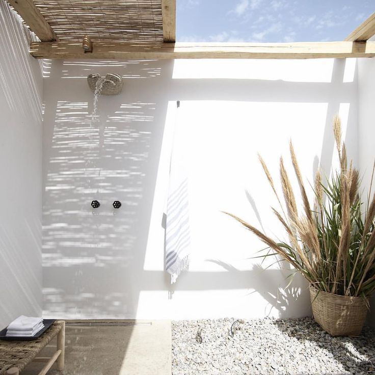 """reating spaces in collaboration with @k_studio_gr for """"Branco"""" hotel in Mykonos ,  by @vangelispaterakis ( p.a. @mirtoiatropoulou ) •"""