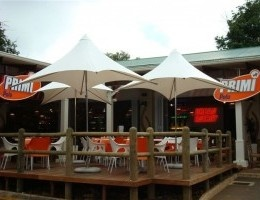 Primi Polo is situated at the Richdens Village Centre on Old Main. Enjoy good food in generous portions.