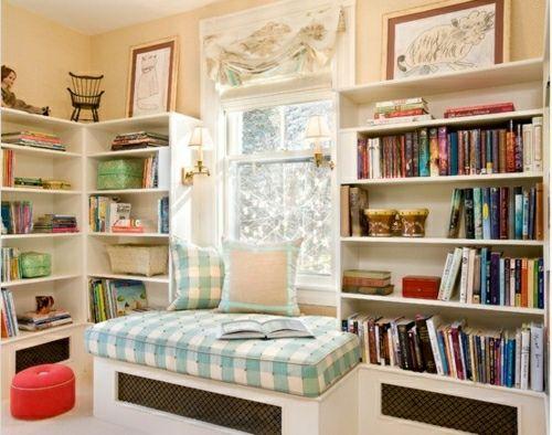 Amazing Optimieren Sie den verf gbaren Raum und richten Sie eine gem tliche Fenster Sitzbank im Kinderzimmer wir geben Ihnen Ideen wie