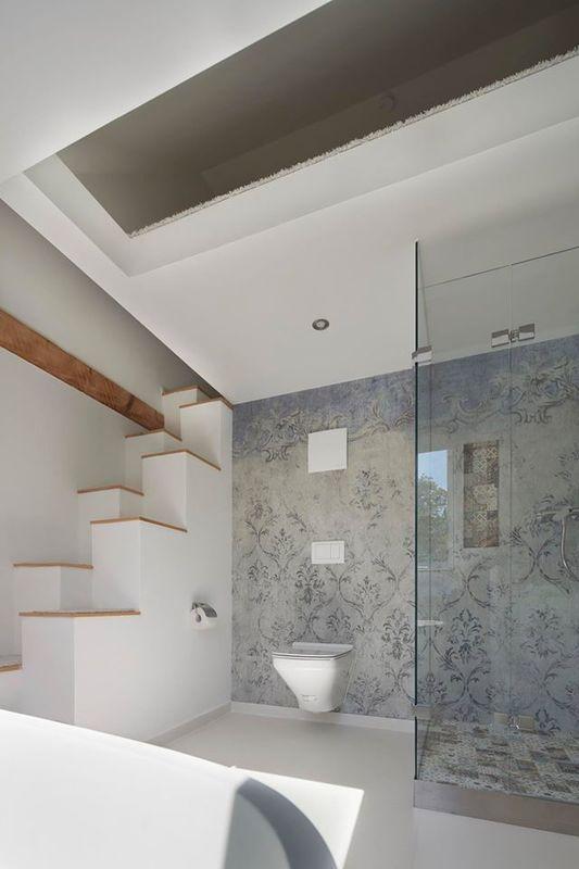 Wall & Deco WET system wallpaper EVANESCENSE