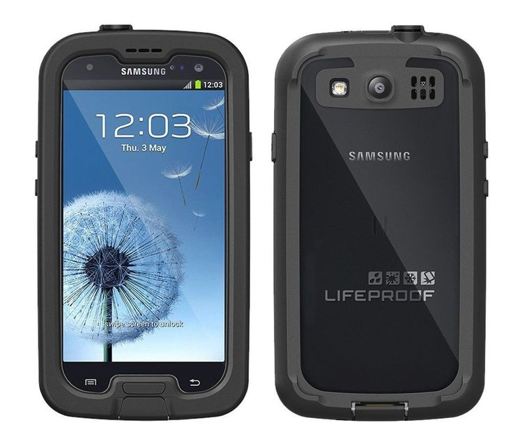 New Authentic LifeProof free Waterproof Phone Case For Samsung Galaxy S3 III  #samsung #samsungmobile